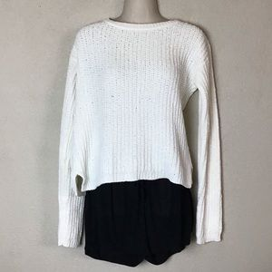 Aeropostale | Cable Knit Crew Neck Sweater